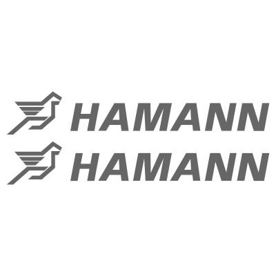 Avto nalepka Hamann
