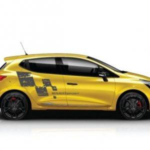 Avto nalepka Renault Sport 2