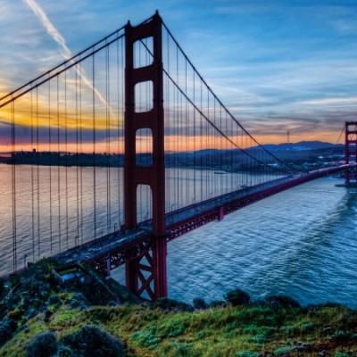 Fototapeta San Francisco