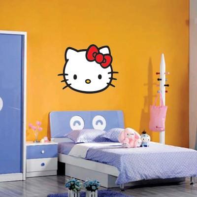 Stenska nalepka Hello Kitty