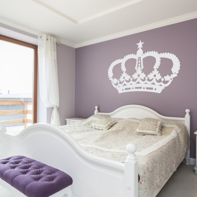 Stenska nalepka Krona