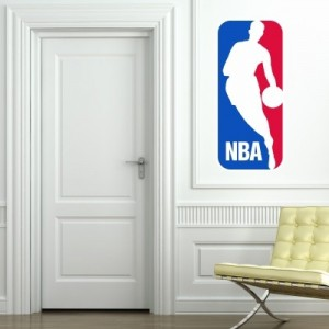 Stenska nalepka NBA