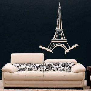 Stenska nalepka Paris 2
