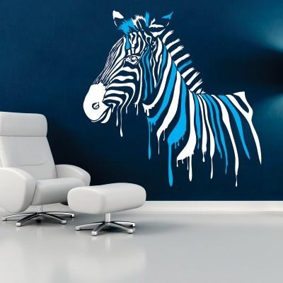 Stenska nalepka Zebra 2