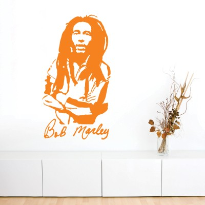 Dekorativna nalepka Bob Marley