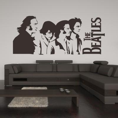 Dekorativna nalepka The Beatles