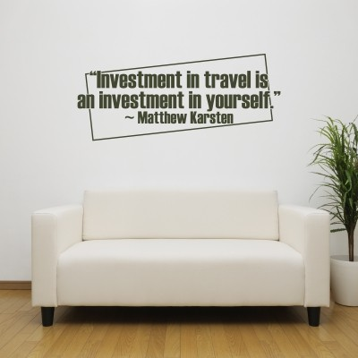 Nalepka Investment in Travel