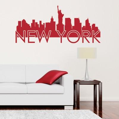 Nalepka New York