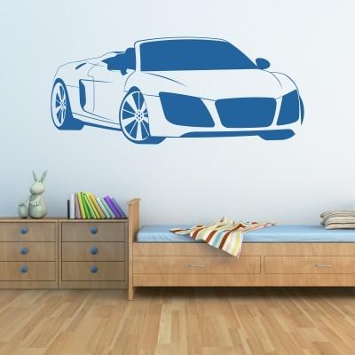 Stenska nalepka Audi R8