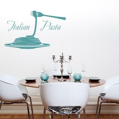 Stenska nalepka Italian Pasta
