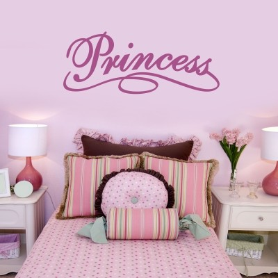 Stenska nalepka Princess